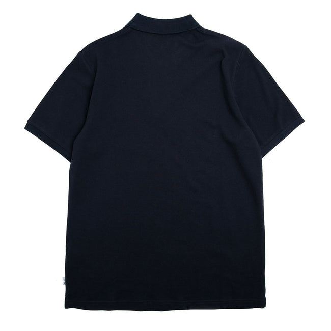 S/S Duck Polo Tee | Navy