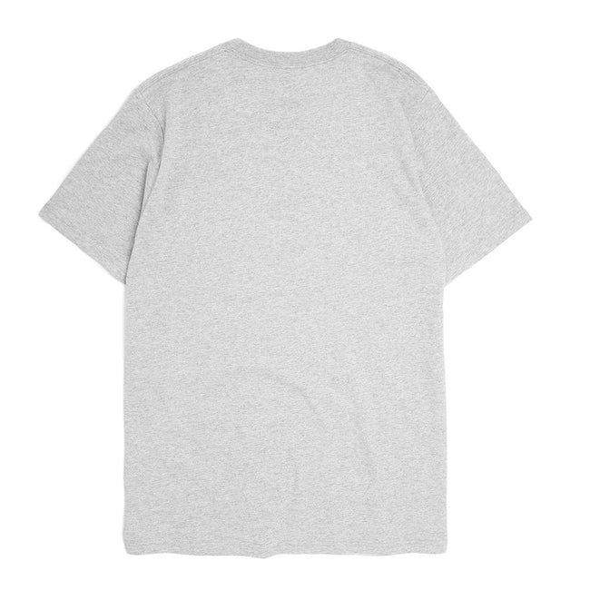 S/S Smiley Tee | Grey Heather