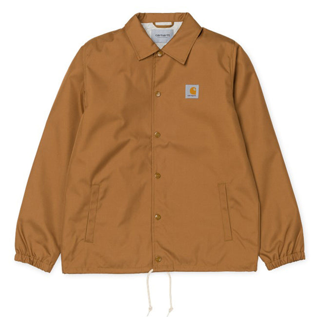 Watch Coach Jacket | Brown