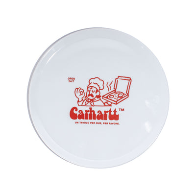 Bene Pizza Plate | White