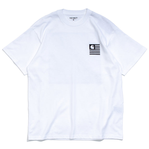 State Chromo Tee | White