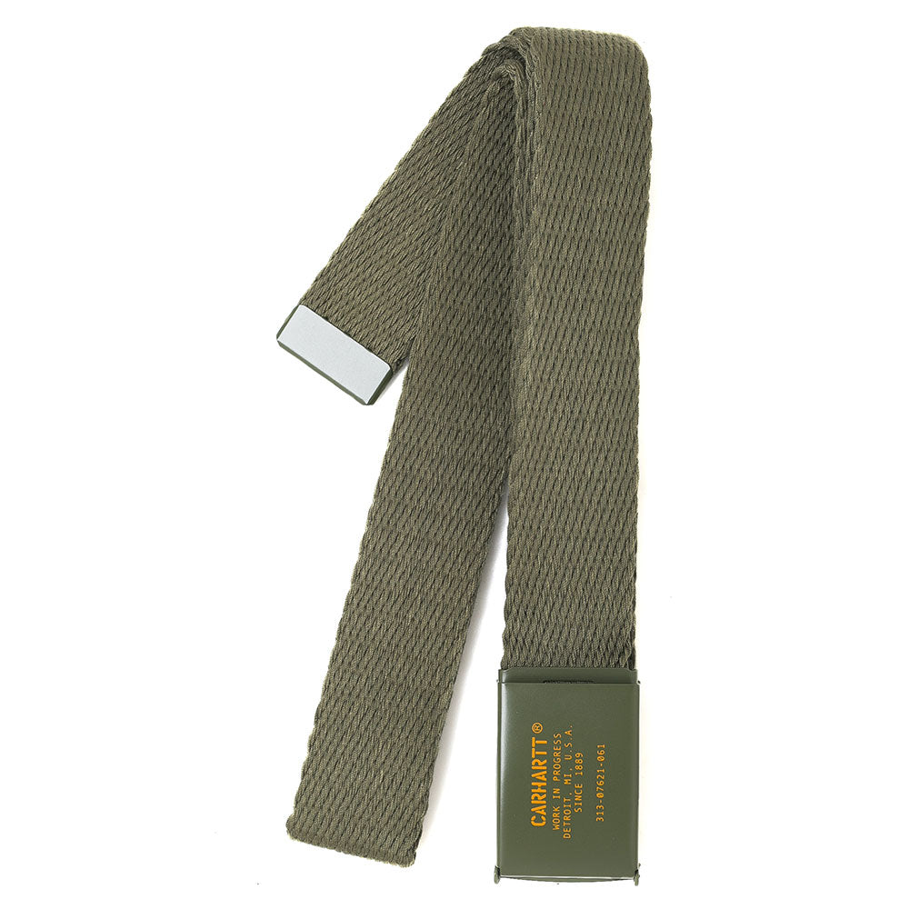 Military Printed Belt | Rover Green