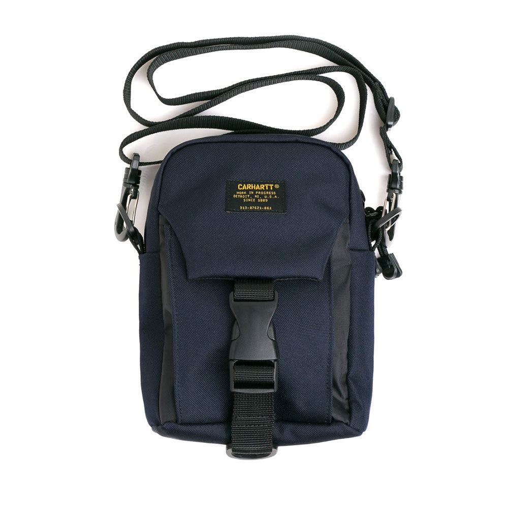 Carhartt WIP Military Small Bag | Navy - CROSSOVER ONLINE