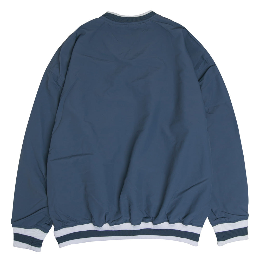 Carhartt WIP Academy Coach Pullover | Stone Blue - CROSSOVER ONLINE