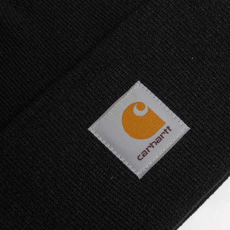 Carhartt WIP Acrylic Watch Hat | Black - CROSSOVER ONLINE