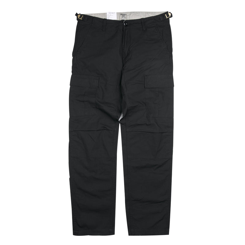 Carhartt WIP Aviation Pant | Black - CROSSOVER ONLINE