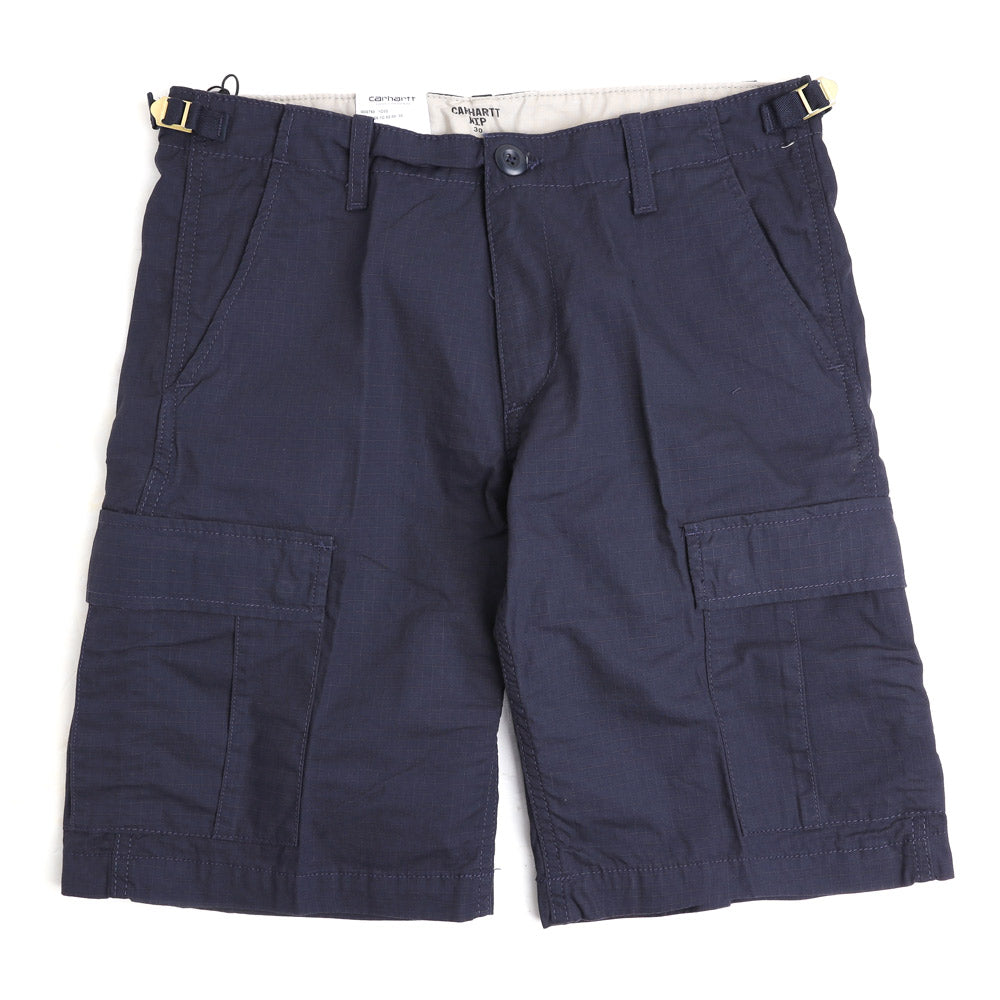 Carhartt WIP Aviation Short | Dark Navy - CROSSOVER