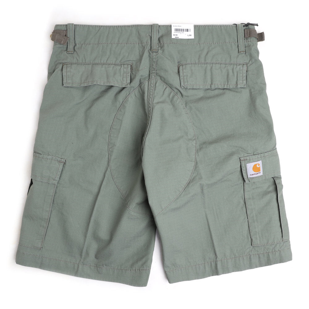Carhartt WIP Aviation Short | Dollar Green - CROSSOVER