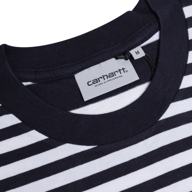 Barkley Pocket Tee | Dark Navy
