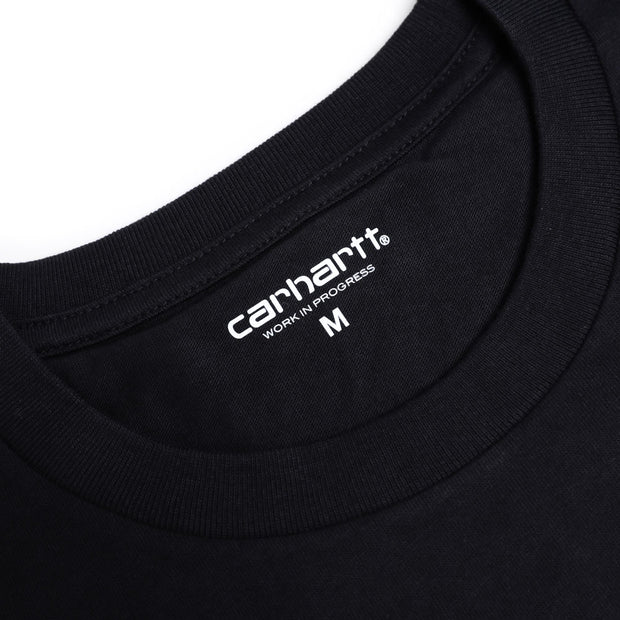 Carhartt WIP Body & Paint Tee | Black - CROSSOVER