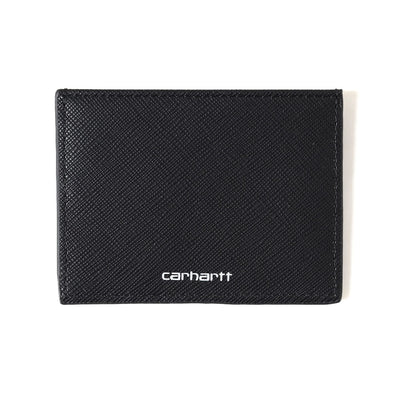 Coated Card Holder | Black