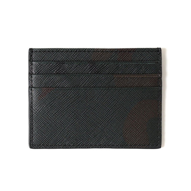 Carhartt WIPCoated Card Holder | Camo Evergreen - CROSSOVER
