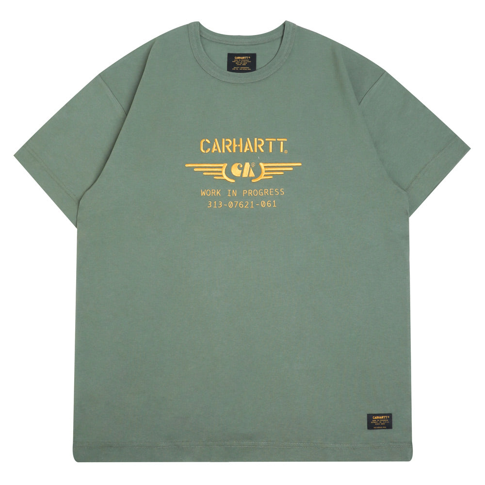 Carhartt WIP CA Wings Tee | Adventure - CROSSOVER