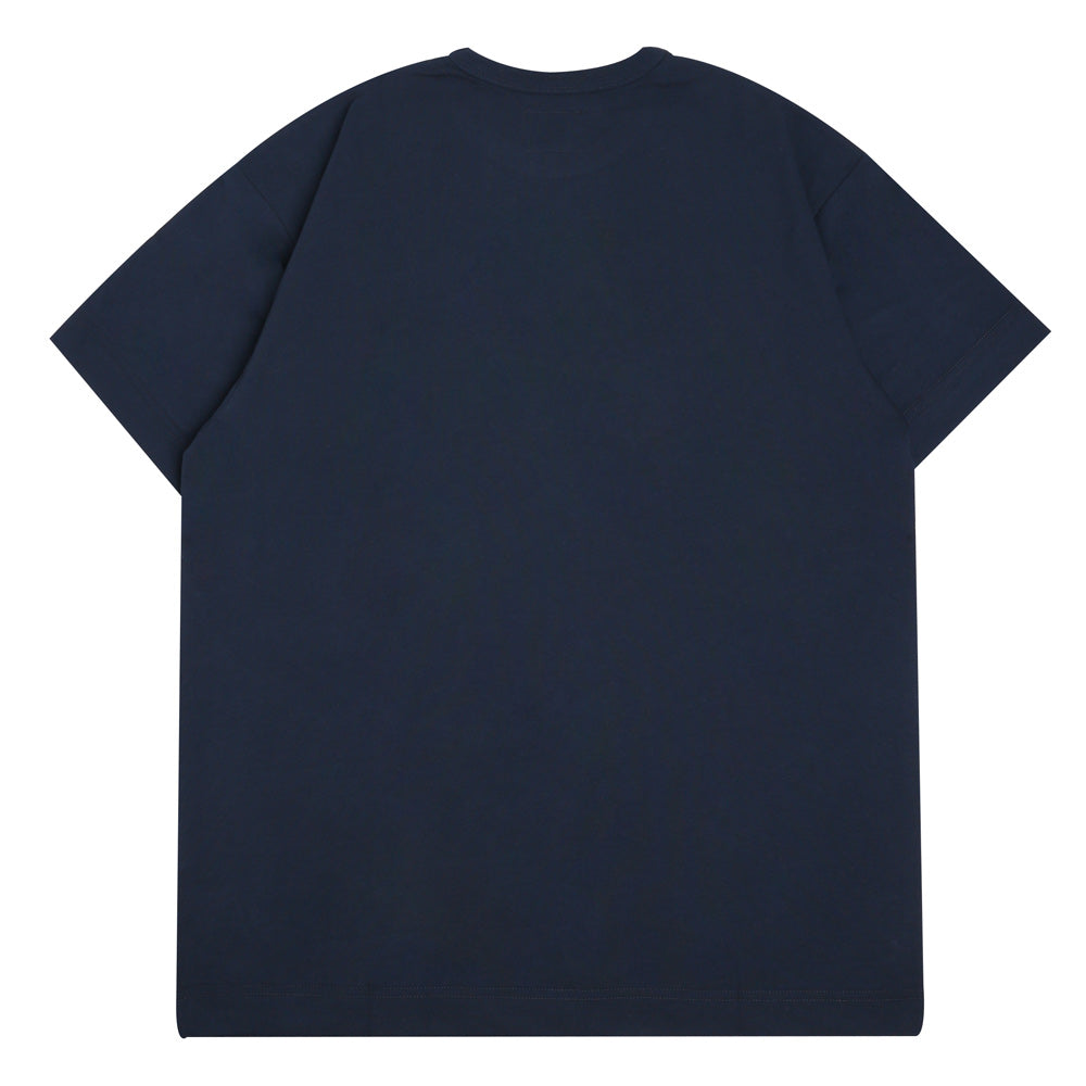 Carhartt WIP CA Wings Tee | Navy - CROSSOVER