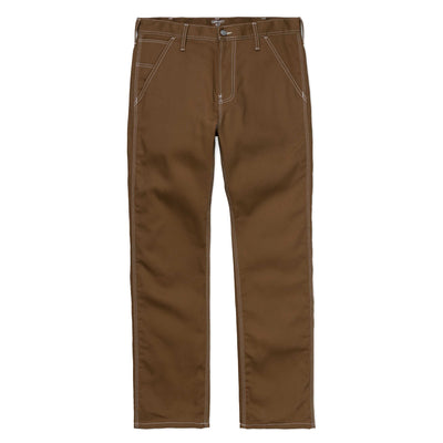 Carhartt WIP Chalk Pant | Hamilton Brown - CROSSOVER