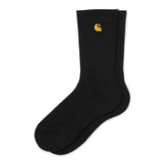 Carhartt WIPChase Sock | Black - CROSSOVER