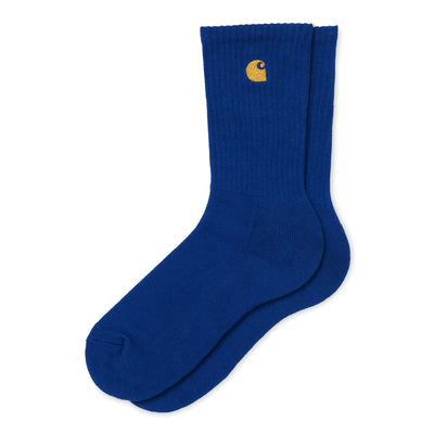 Carhartt WIPChase Sock | Thunder Blue - CROSSOVER