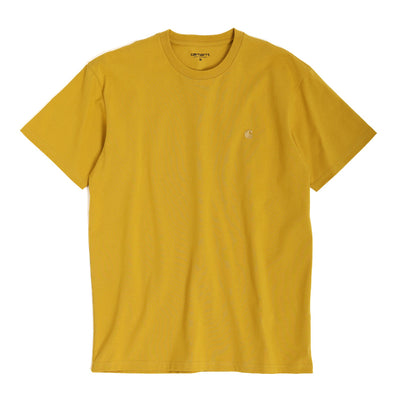 Carhartt WIP Chase Tee | Colza - CROSSOVER