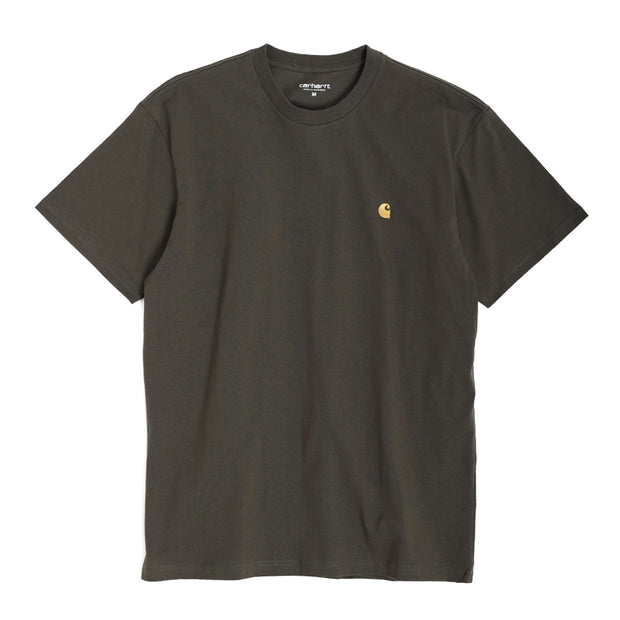 Carhartt WIPChase Tee | Cypress - CROSSOVER