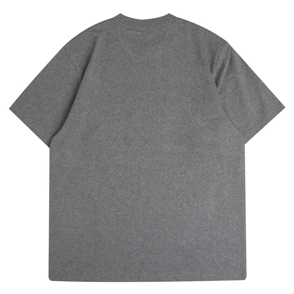 College Tee | Dark Grey
