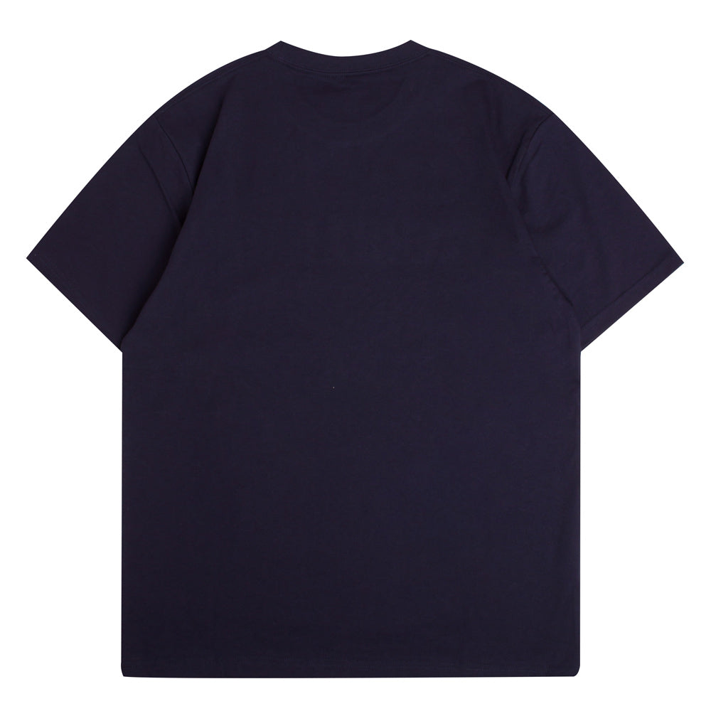 College Tee | Dark Navy
