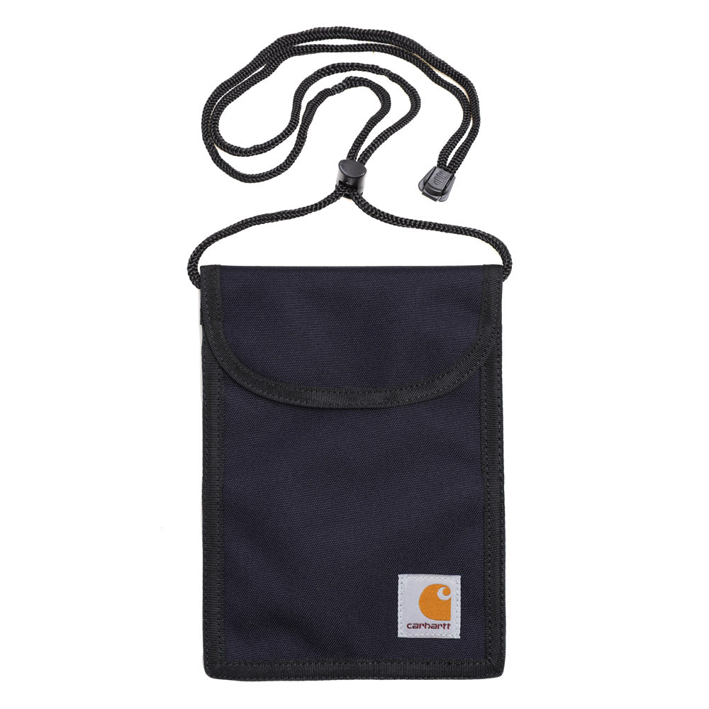 Carhartt WIP Collins Neck Pouch | Navy - CROSSOVER