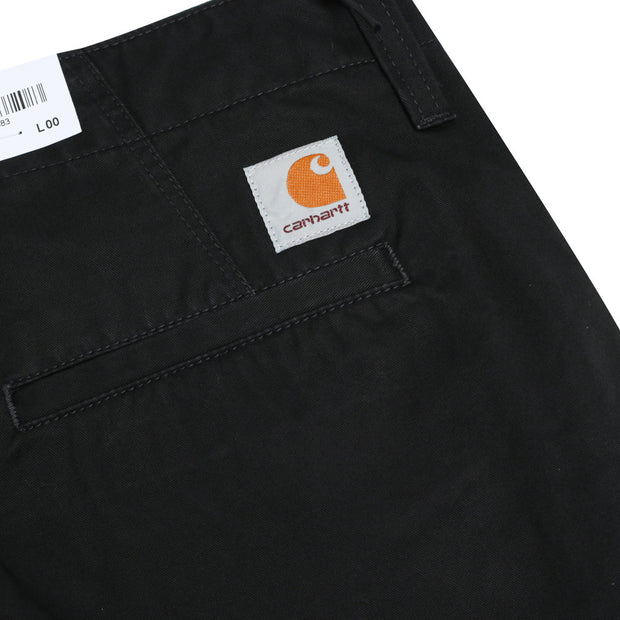 Carhartt WIP Dallas Pant | Black - CROSSOVER
