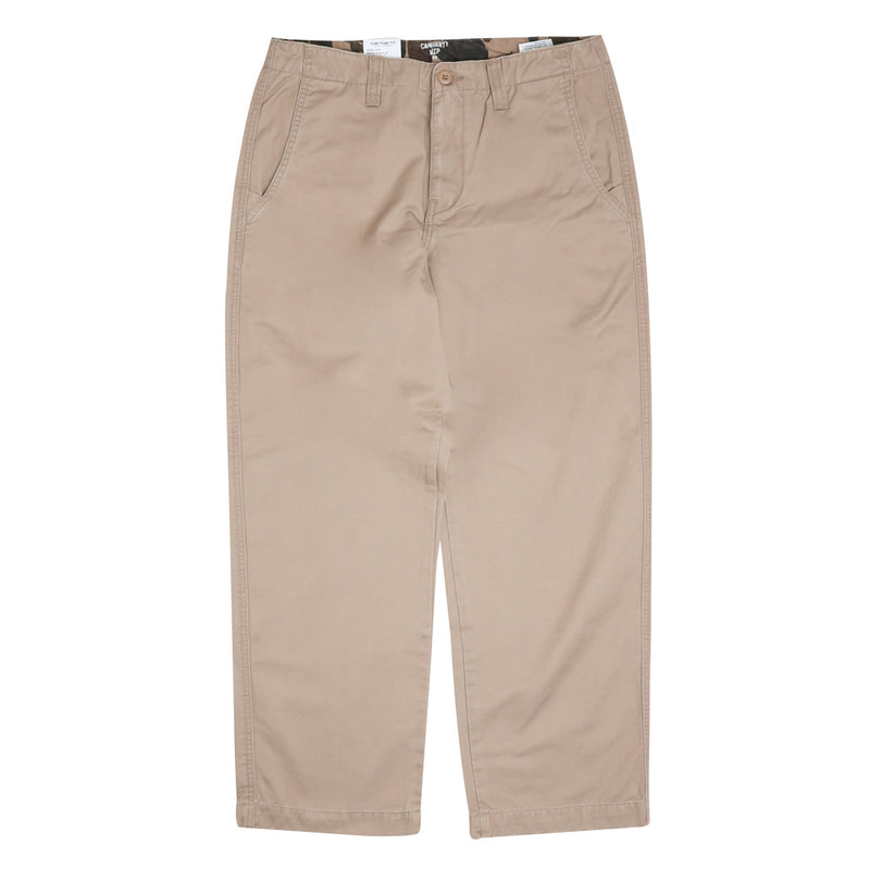 Carhartt WIP Dallas Pant | Leather - CROSSOVER