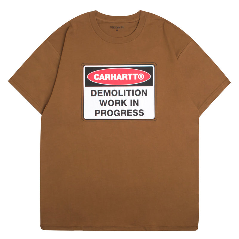 Demolition Tee | Hamilton Brown