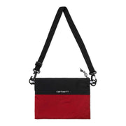 Carhartt WIPDexter Strap Bag | Red - CROSSOVER