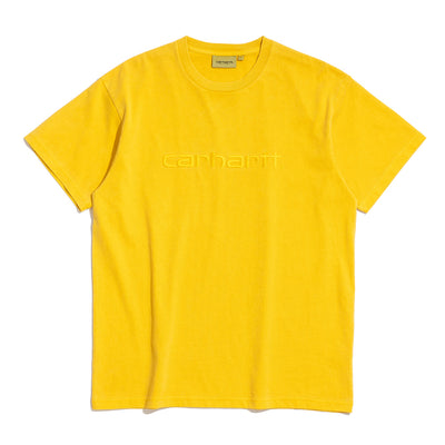 "Carhartt Embroidery Tee ""Garment Dye"" 