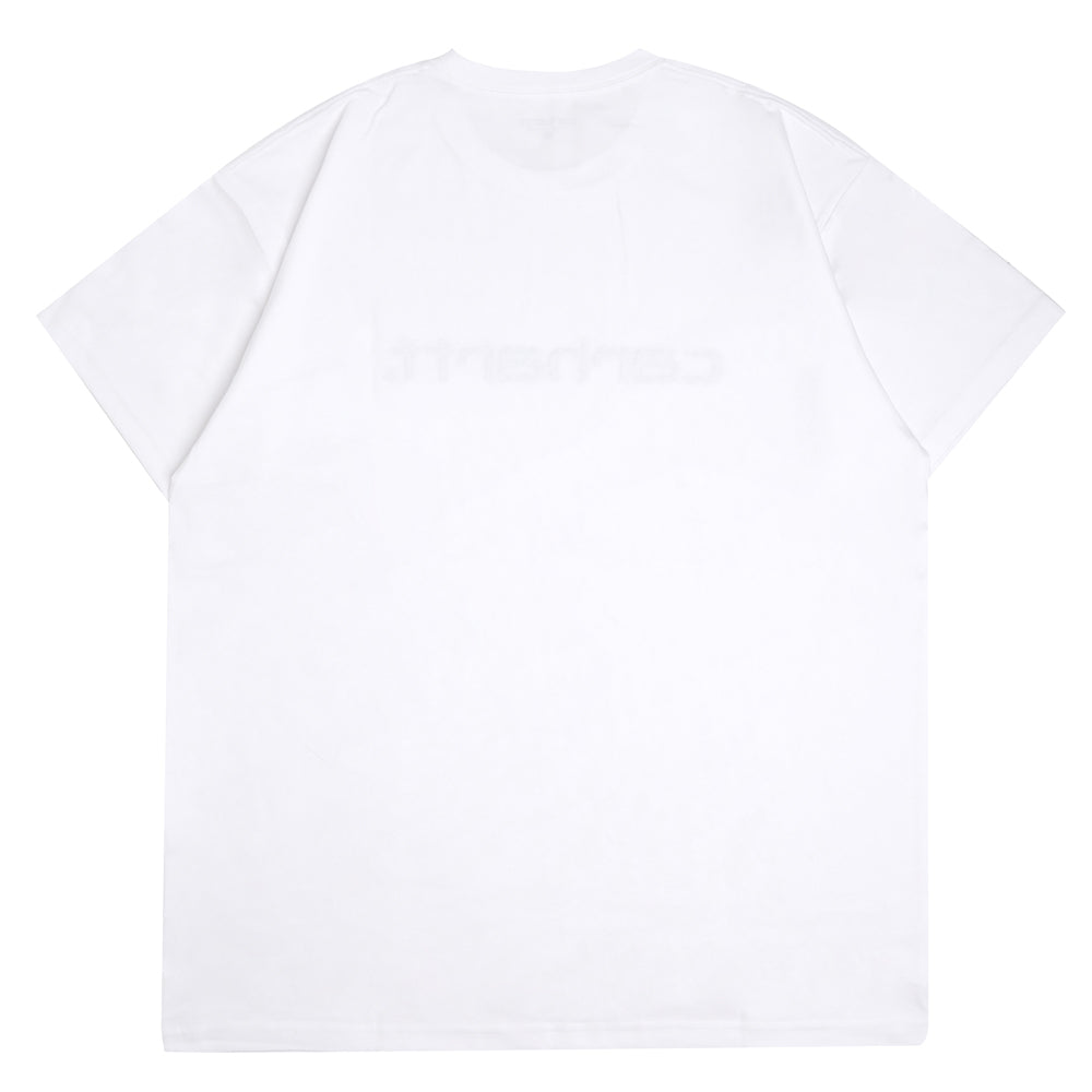 Carhartt WIP Carhartt Embroidery Tee | White - CROSSOVER