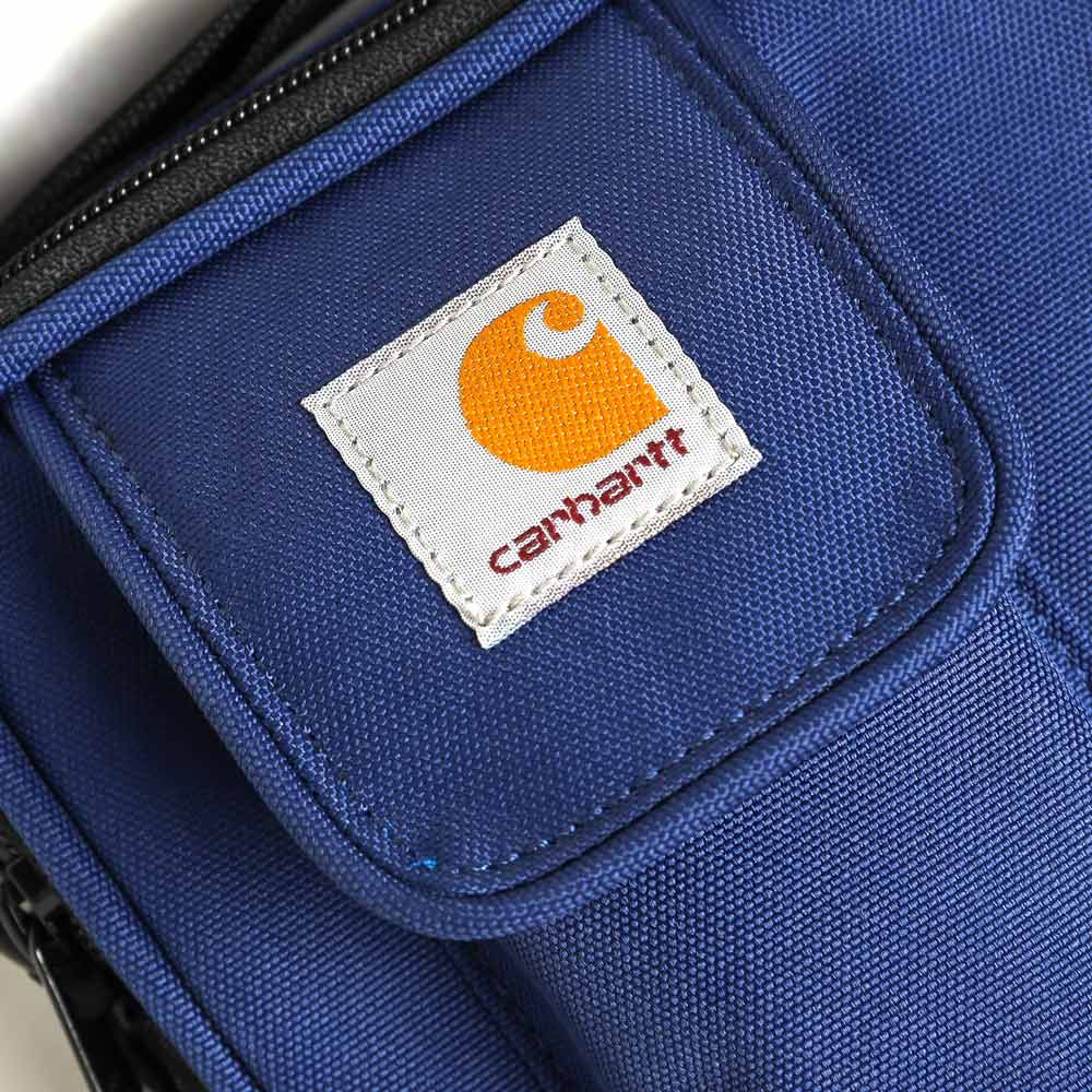 Carhartt WIP Essentials Small Bag | Metro Blue - CROSSOVER