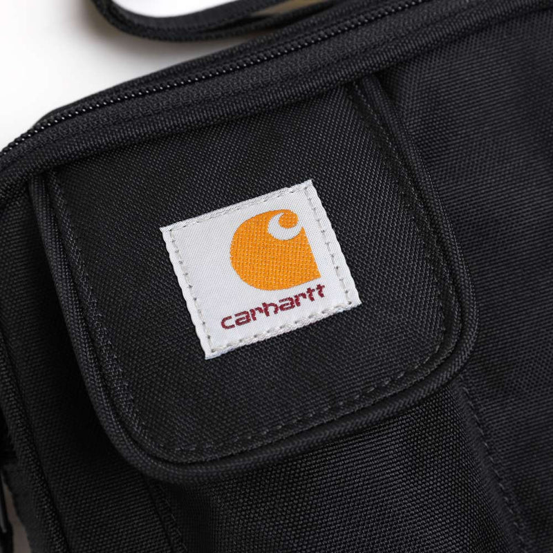 Carhartt WIP Essentials Small Bag | Black - CROSSOVER