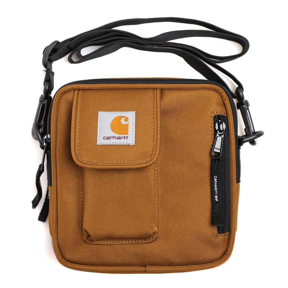 Carhartt WIP Essentials Small Bag | Hamilton Brown - CROSSOVER