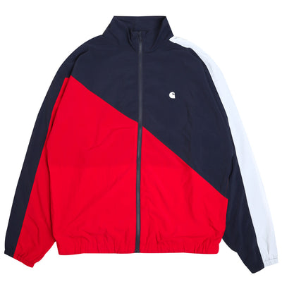 Carhartt WIP Field Windbreaker | Dark Navy - CROSSOVER