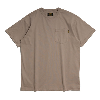 Frank S/S Tee | Ginger Snap