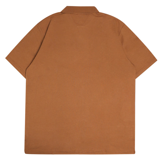Carhartt WIP Goldman Polo | Hamilton Brown - CROSSOVER