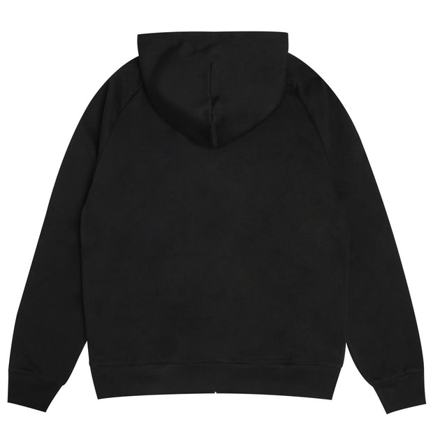 Carhartt WIP Hooded Square Label Jacket | Black - CROSSOVER