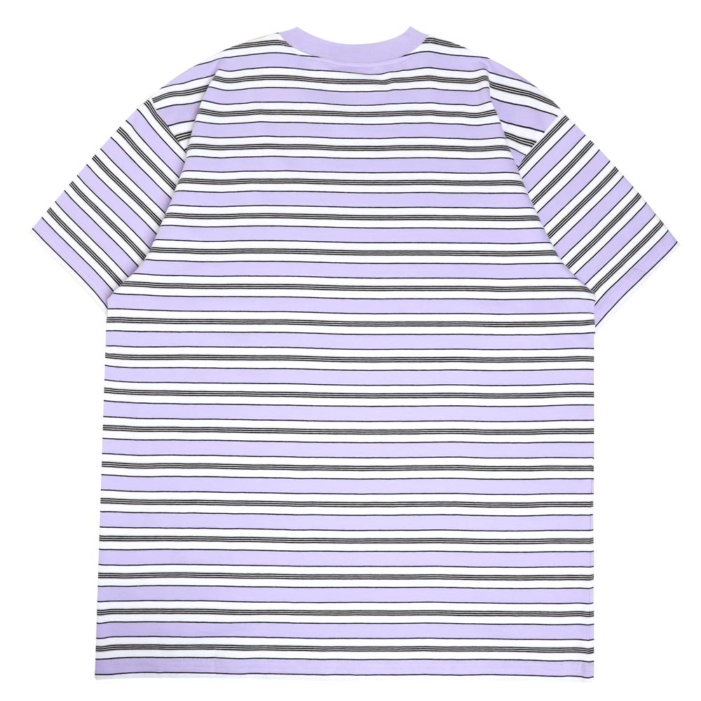 Carhartt WIP Huron Tee | Soft Lavender - CROSSOVER