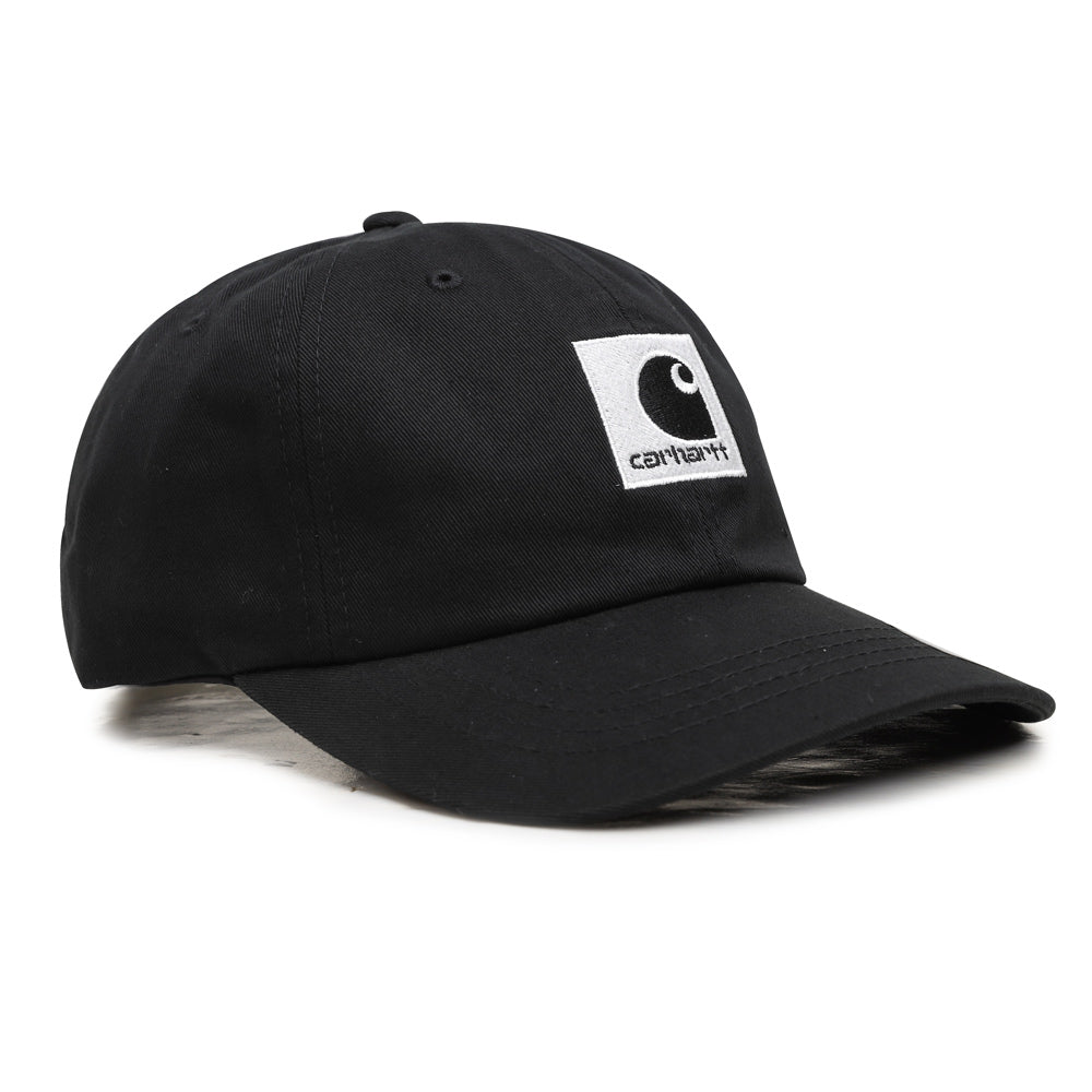 Carhartt WIP Lewiston Cap | Black - CROSSOVER