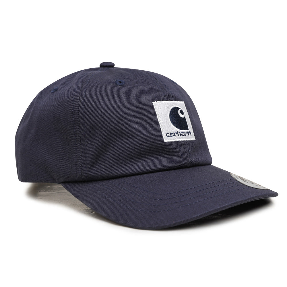 Carhartt WIP Lewiston Cap | Dark Navy - CROSSOVER