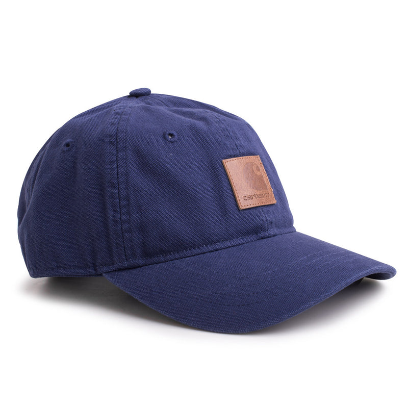 Logo 6 Panel Cap | Metro Blue