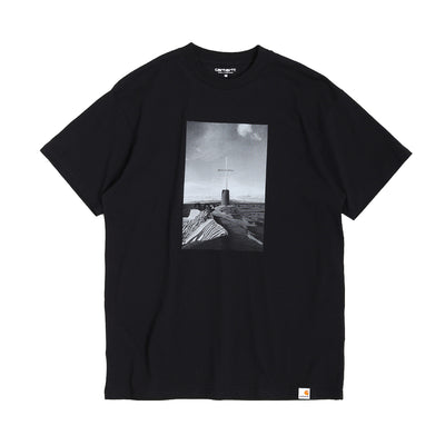 Carhartt WIPMatt Martin Salvation Tee | Black - CROSSOVER