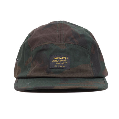 Carhartt WIPMilitary Cap | Camo Evergreen - CROSSOVER