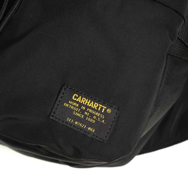 Carhartt WIP Military Hip Bag | Black - CROSSOVER