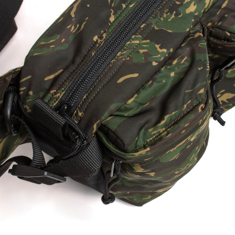 Carhartt WIP Military Hip Bag | Tiger Camo - CROSSOVER ONLINE