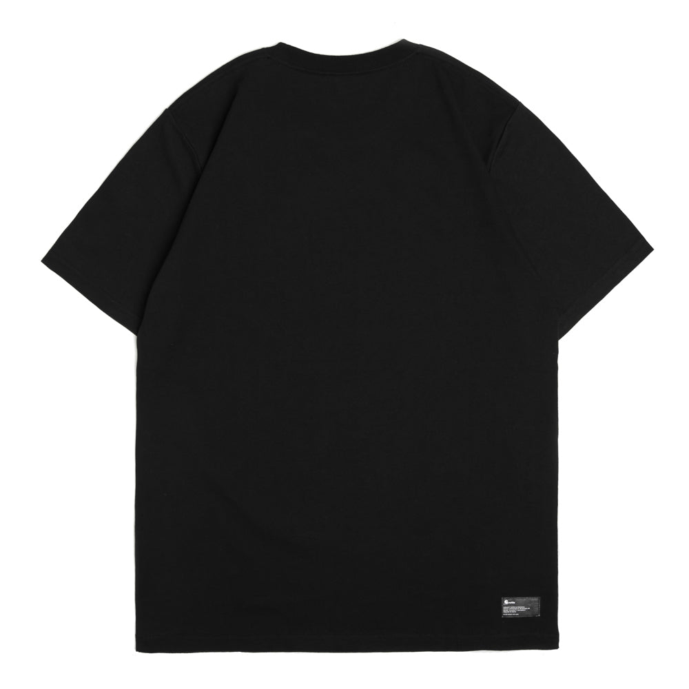 S/S Modes Painter Tee | Black