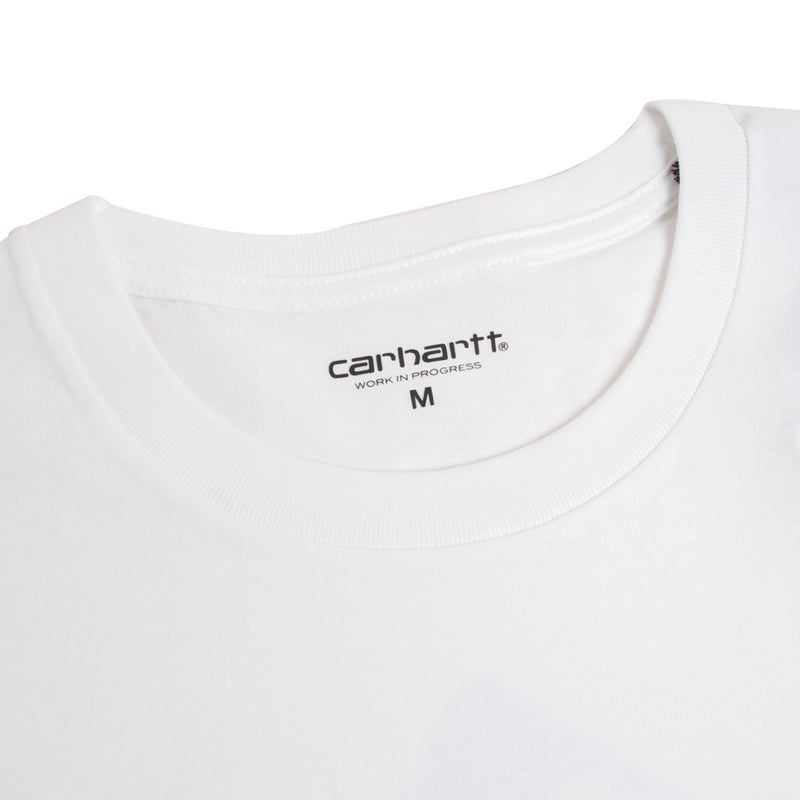 Mountain Tee | White