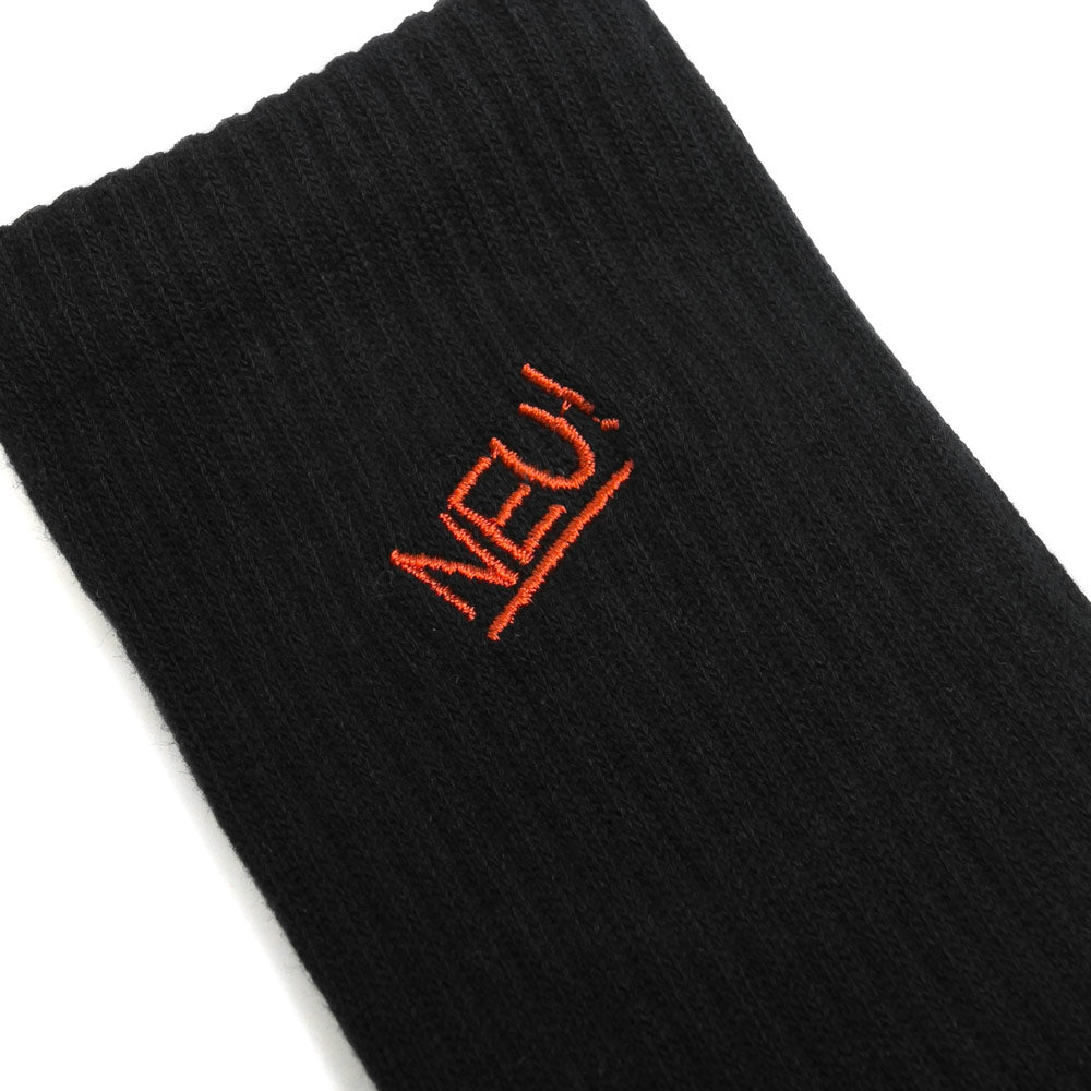 NEU! Socks | Black